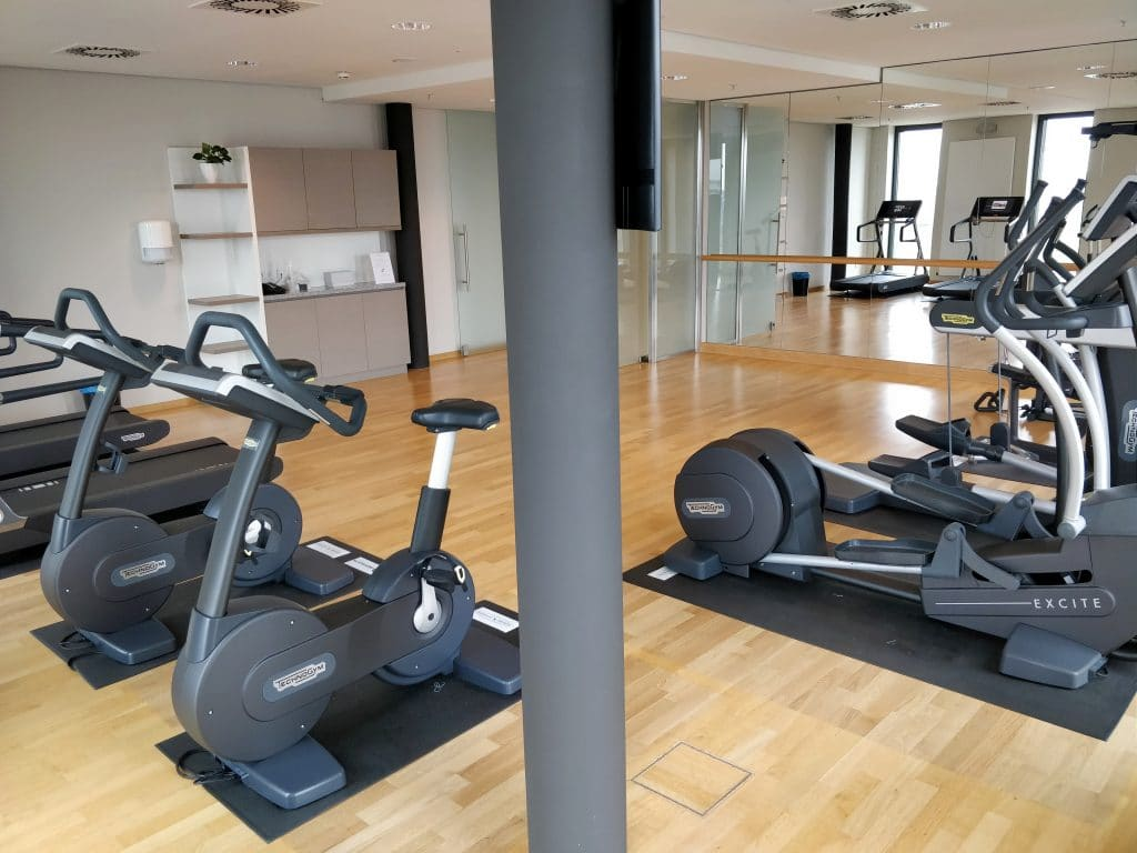 Steigenberger Airport Hotel Berlin Fitness 2