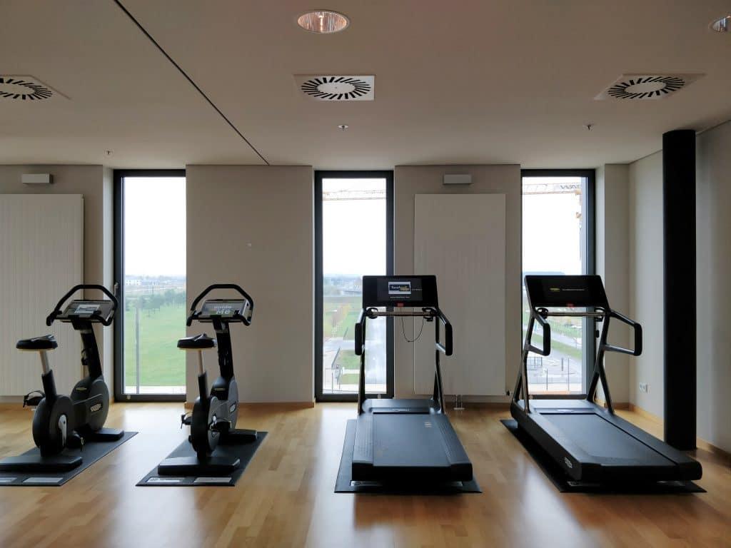 Steigenberger Airport Hotel Berlin Fitness 4