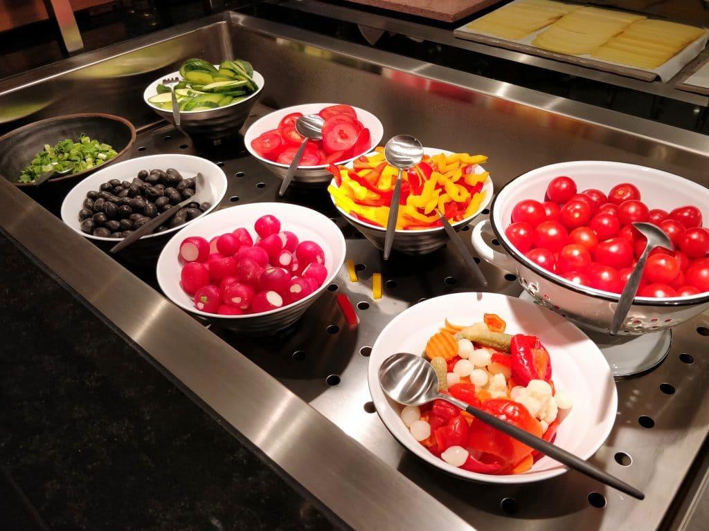 Steigenberger Airport Hotel Berlin Frühstück 5