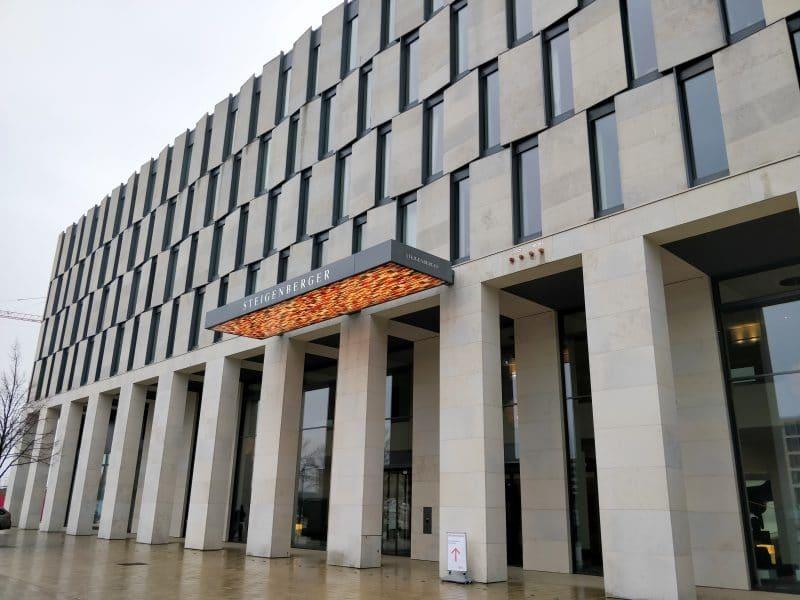 Steigenberger Airport Hotel Berlin Gebäude 2