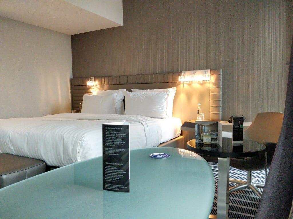 Steigenberger Airport Hotel Berlin Zimmer 10