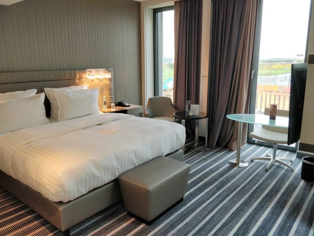 Steigenberger Airport Hotel Berlin Zimmer