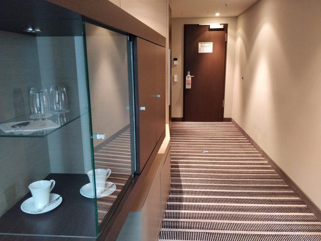 Steigenberger Airport Hotel Berlin Zimmer 2