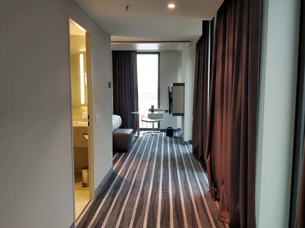 Steigenberger Airport Hotel Berlin Zimmer 5