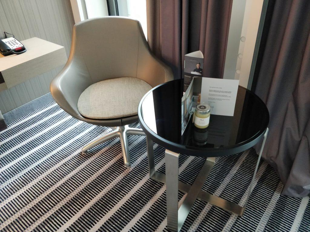 Steigenberger Airport Hotel Berlin Zimmer 8