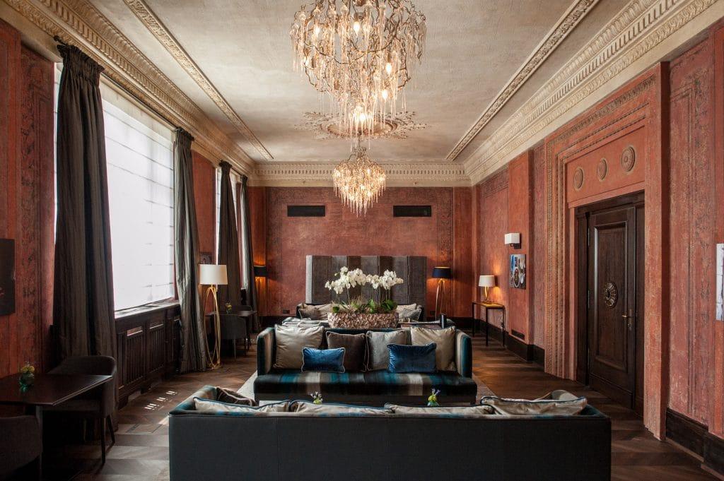 The Wellem Düsseldorf Lounge Credit Hyatt