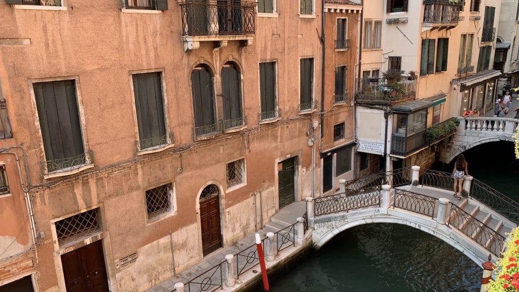 Splendid Venedig Ausblick