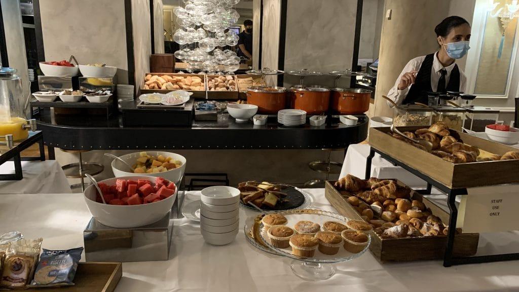Splendid Venedig Frühstück