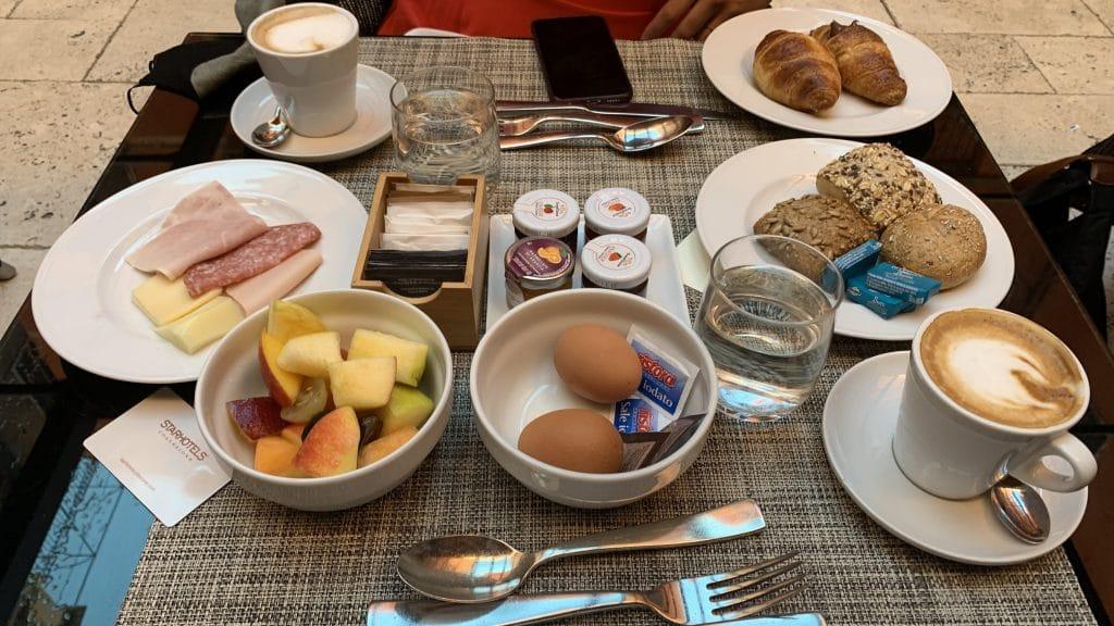 Splendid Venedig Frühstück 2