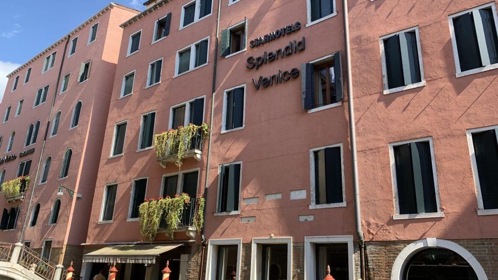 Splendid Venedig Gebäude