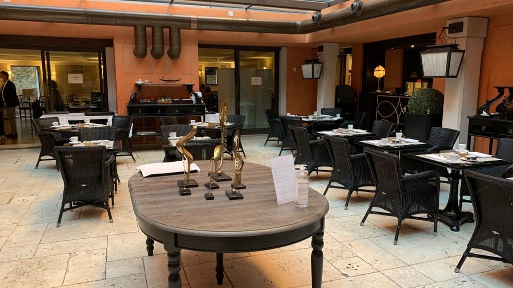 Splendid Venedig Innenbereich Restaurant