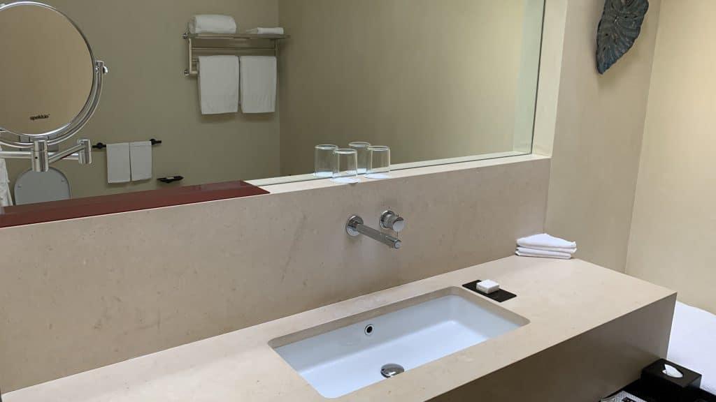 Verdura Resort Sizilien Badezimmer Kopie