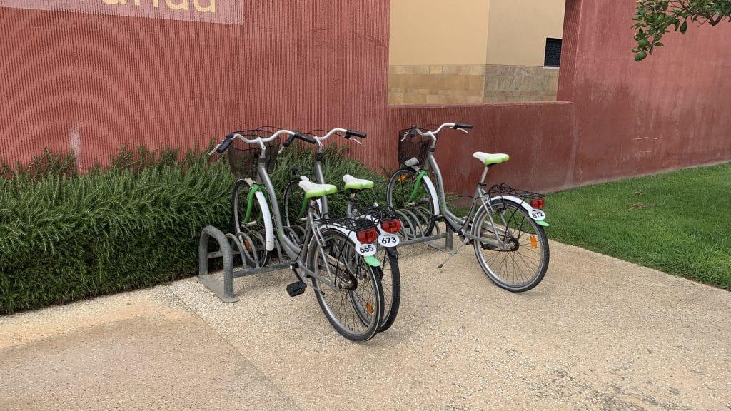 Verdura Resort Sizilien Fahrräder
