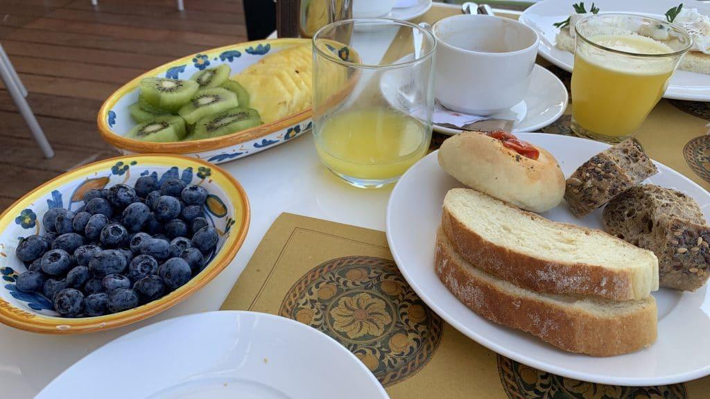 Verdura Resort Sizilien Frühstück 2