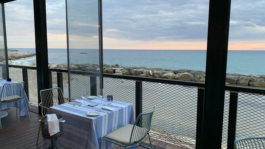 Verdura Resort Sizilien Mare Restaurant View