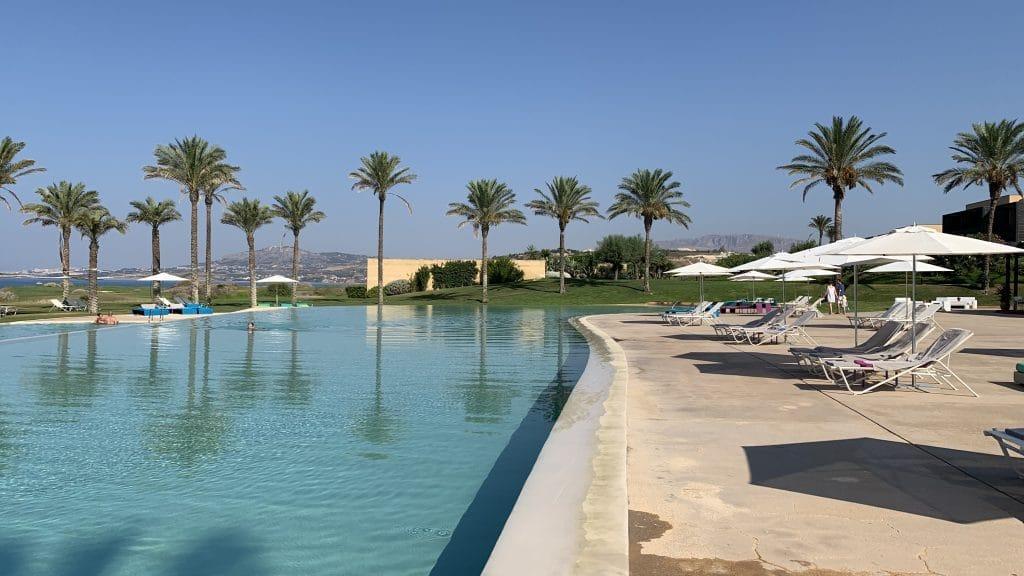 Verdura Resort Sizilien Pool