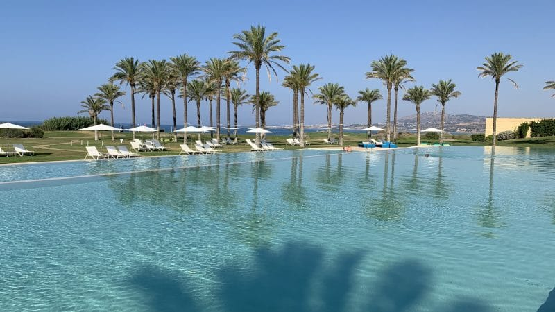 Verdura Resort Sizilien Pool 2