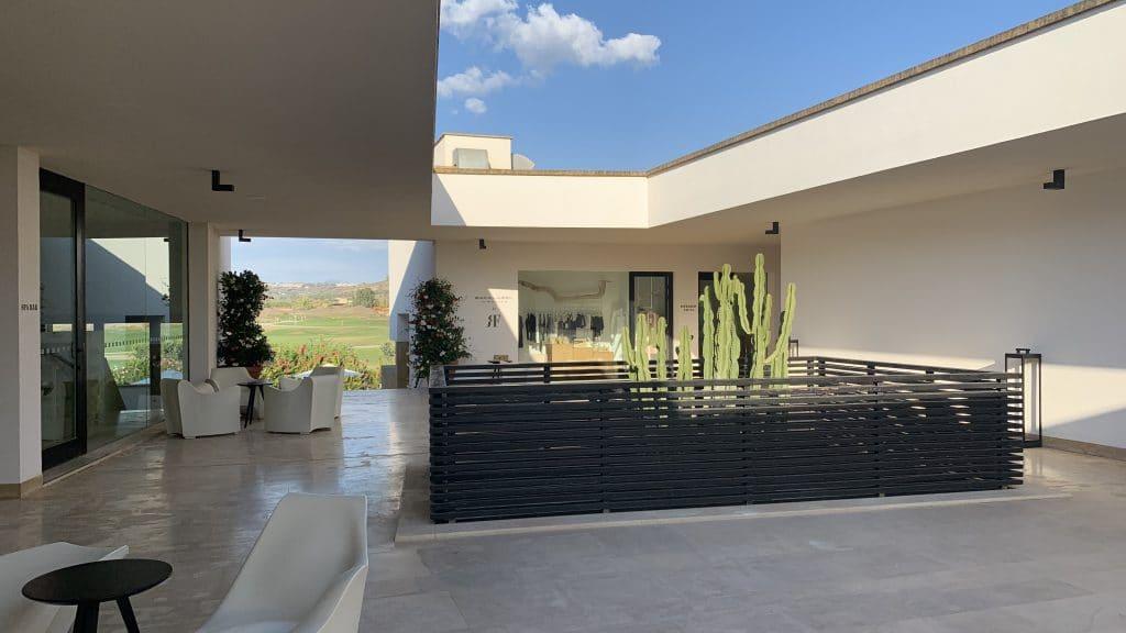 Verdura Resort Sizilien Spa Bereich
