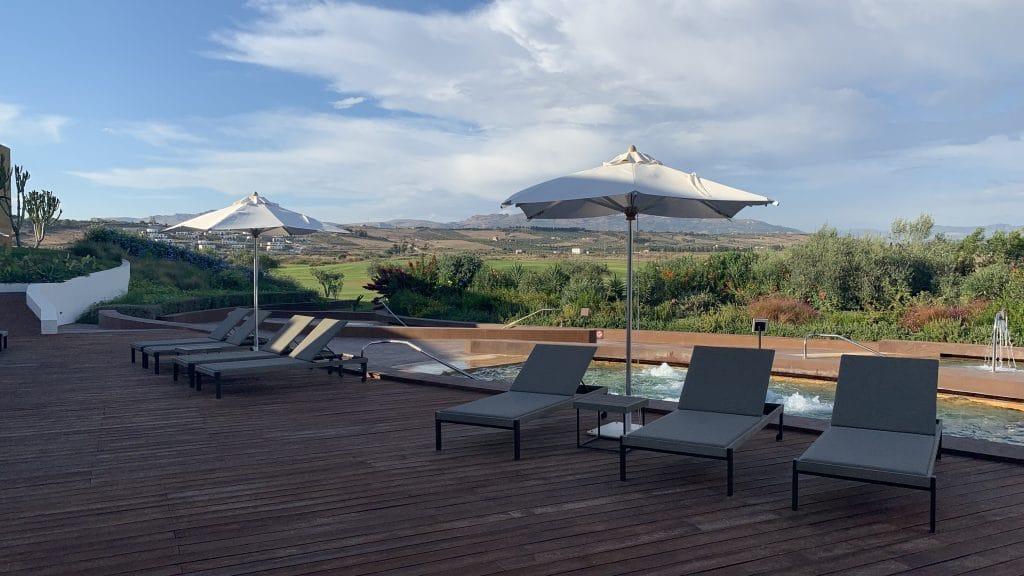 Verdura Resort Sizilien Spa Pools