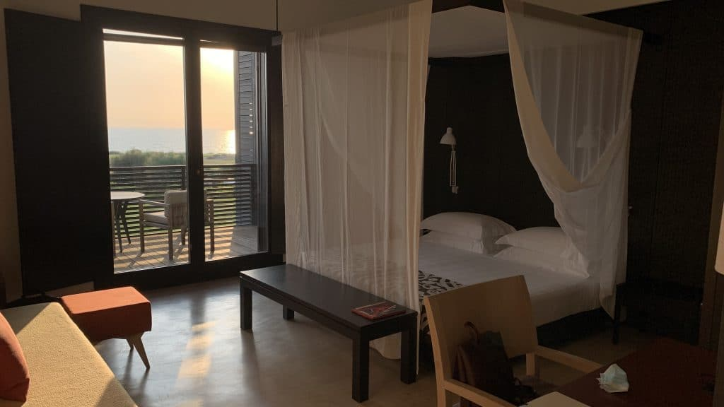 Verdura Resort Sizilien Zimmer