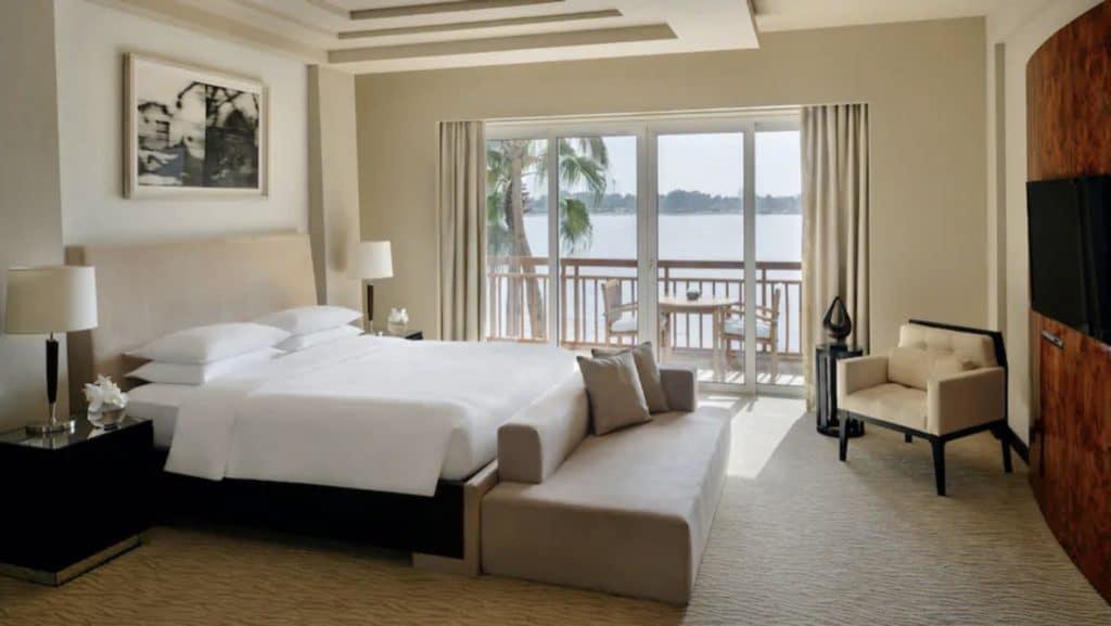 Park Hyatt Dubai Suite 1