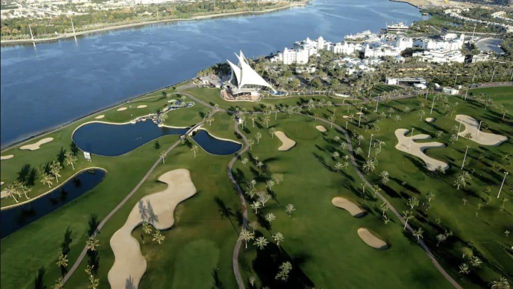 Park hyatt Dubai Hotelanlage