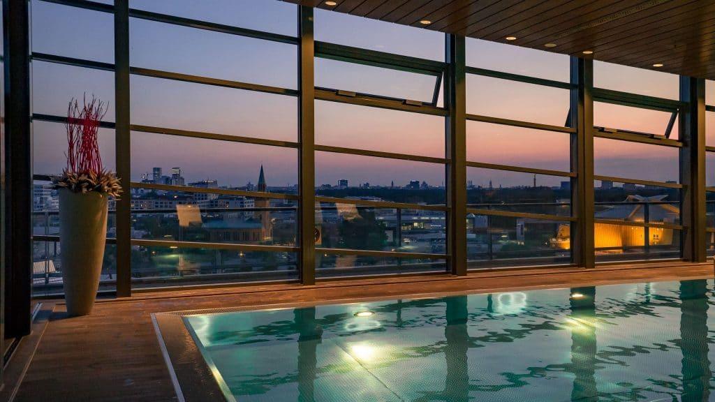 2. Grand Hyatt Berlin