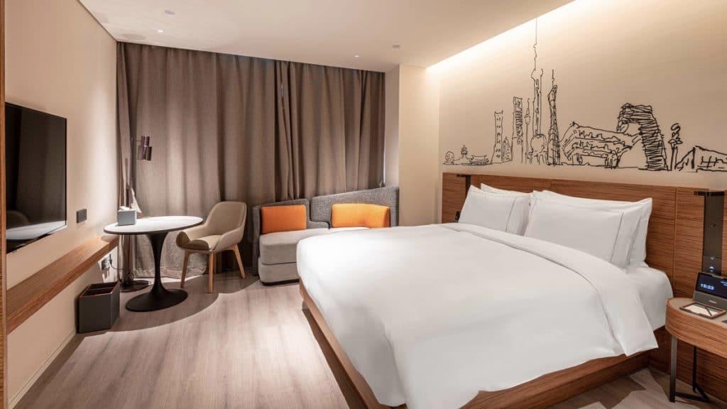 UrCove Shanghai Jingan Zimmer