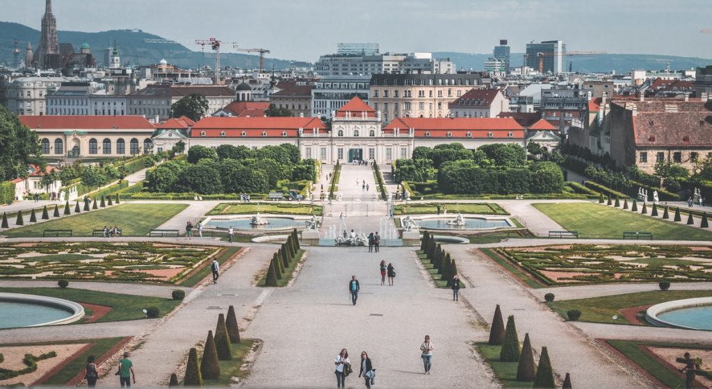 Vienna, Wien, Österreich