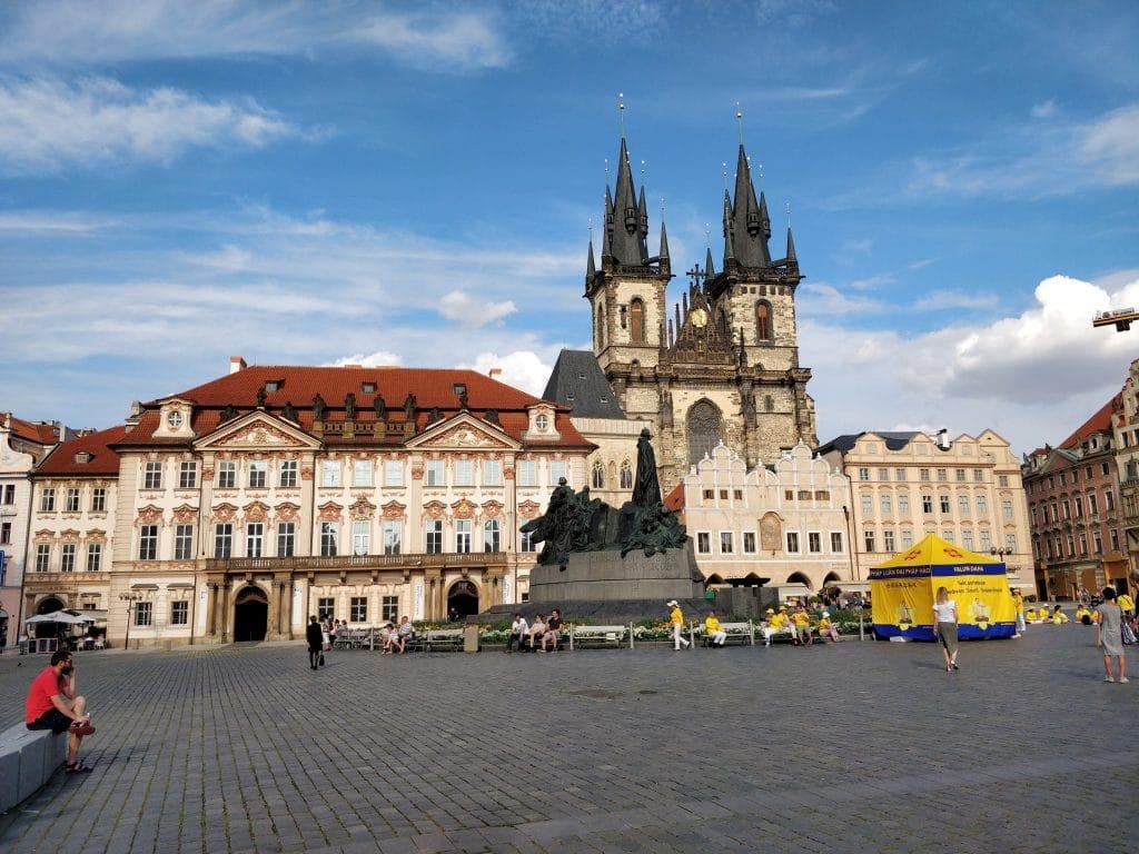 Altstädter Ring Prag 5