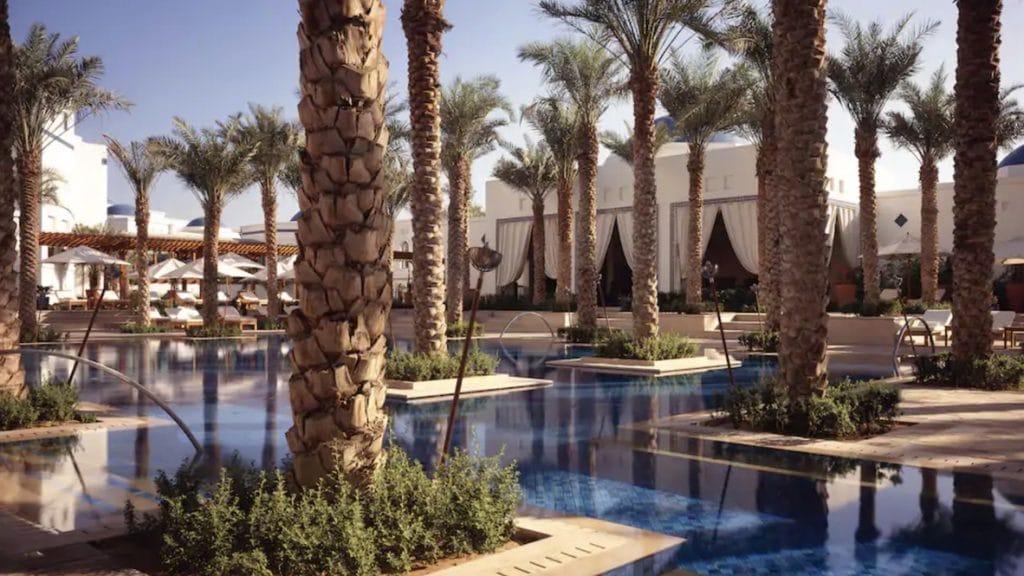 Park hyatt Dubai Pool 1