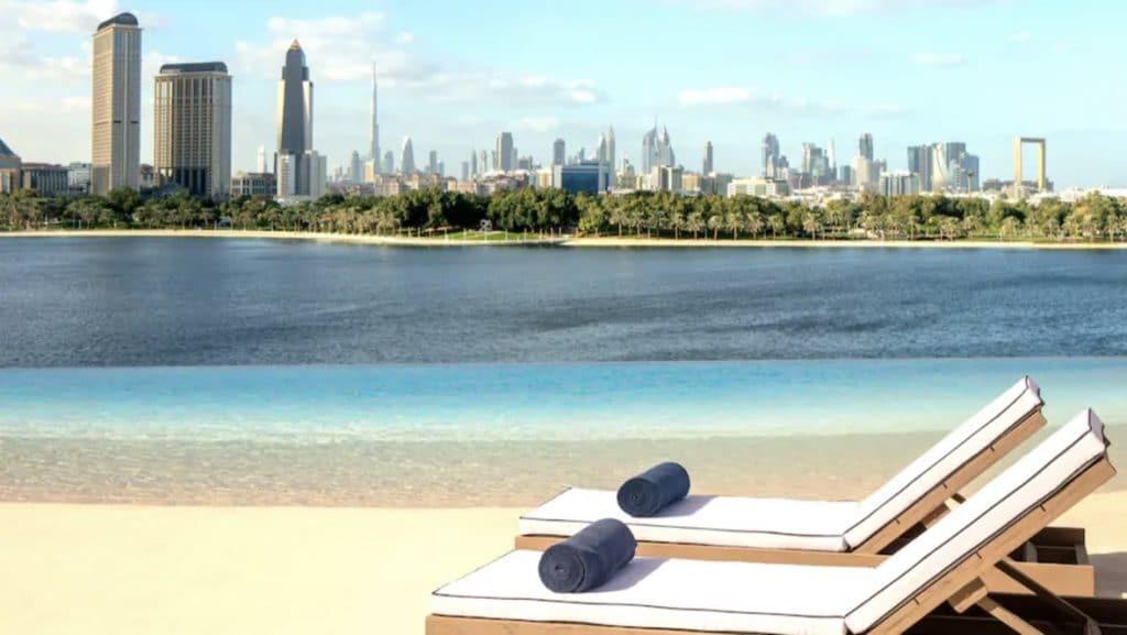 Park Hyatt Dubai Außenpool 1