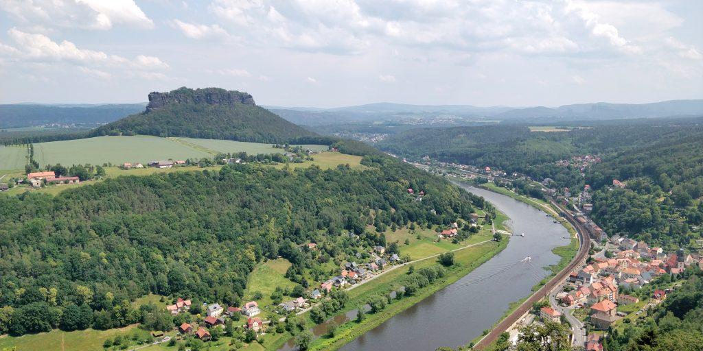 Festung Königstein Sächsische Schweiz 12