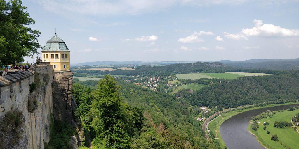 Festung Königstein Sächsische Schweiz 13