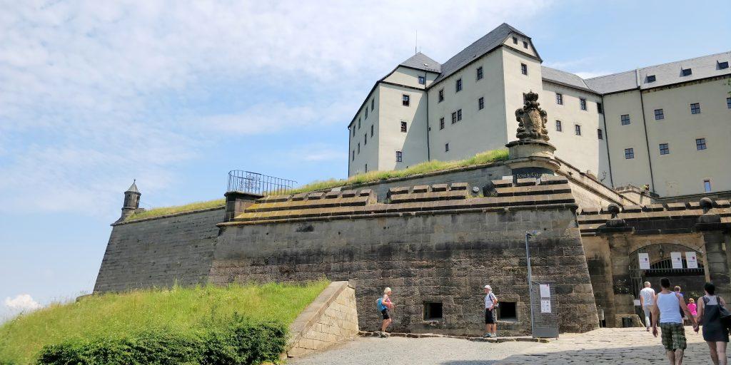 Festung Königstein Sächsische Schweiz 2