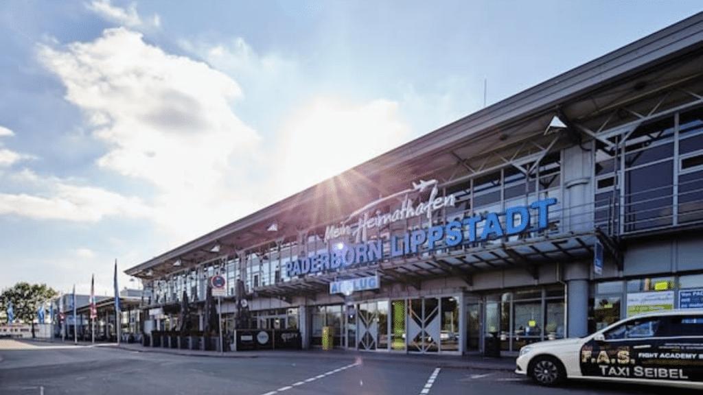 Flughafen Paderborn Lippstadt (1)