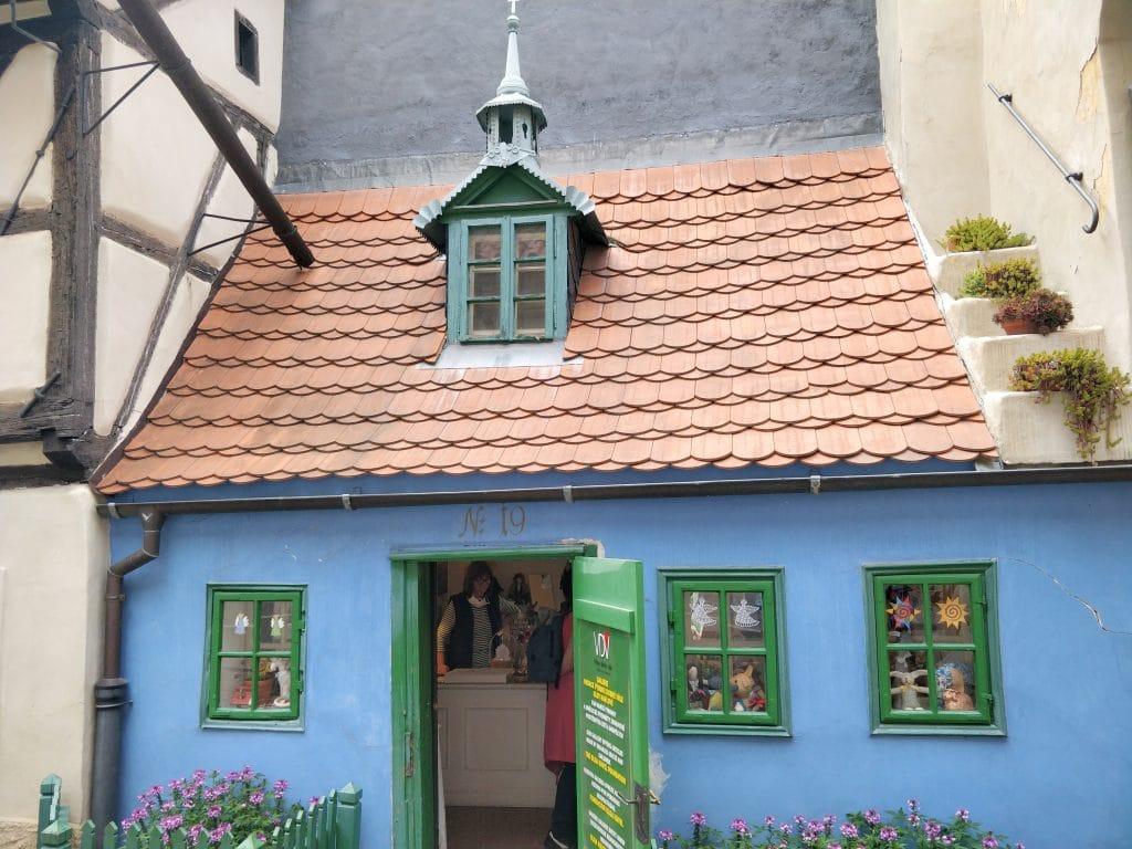 Goldenes Tor Prag 2