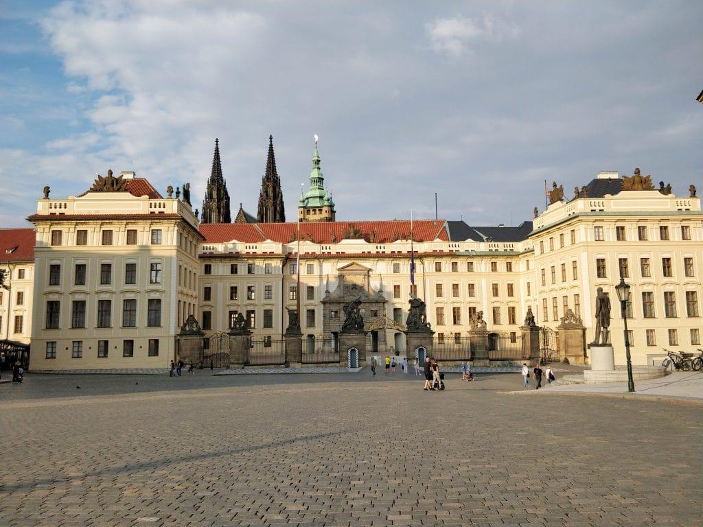 Hradschin Platz Prag 3
