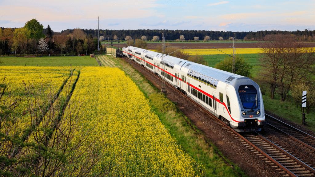 IC Deutsche Bahn