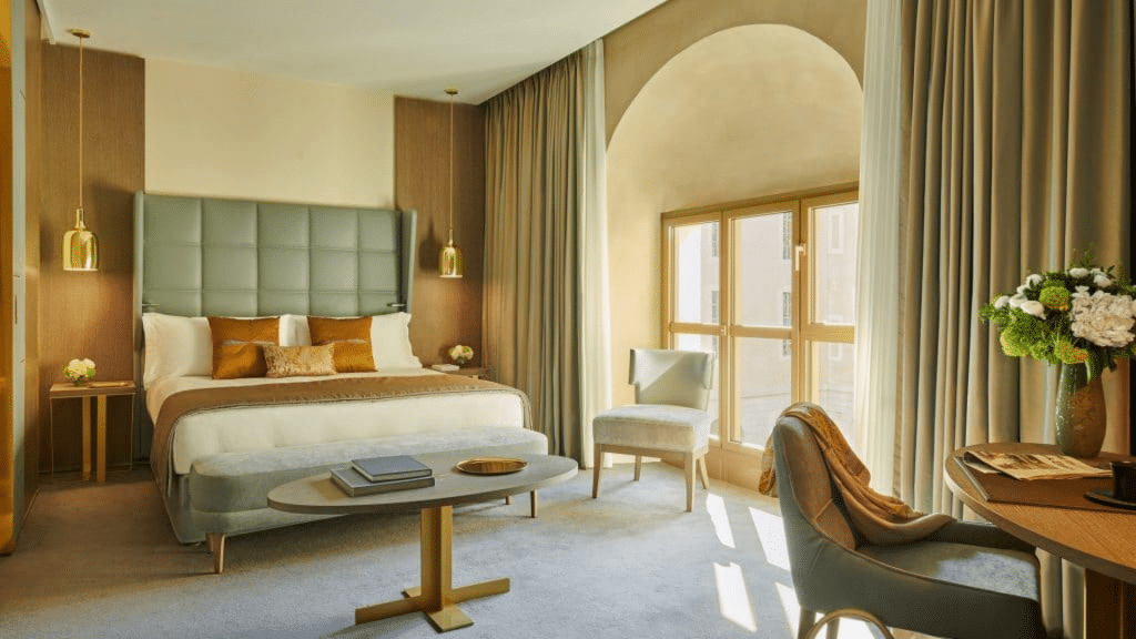 InterContinental Lyon Zimmer