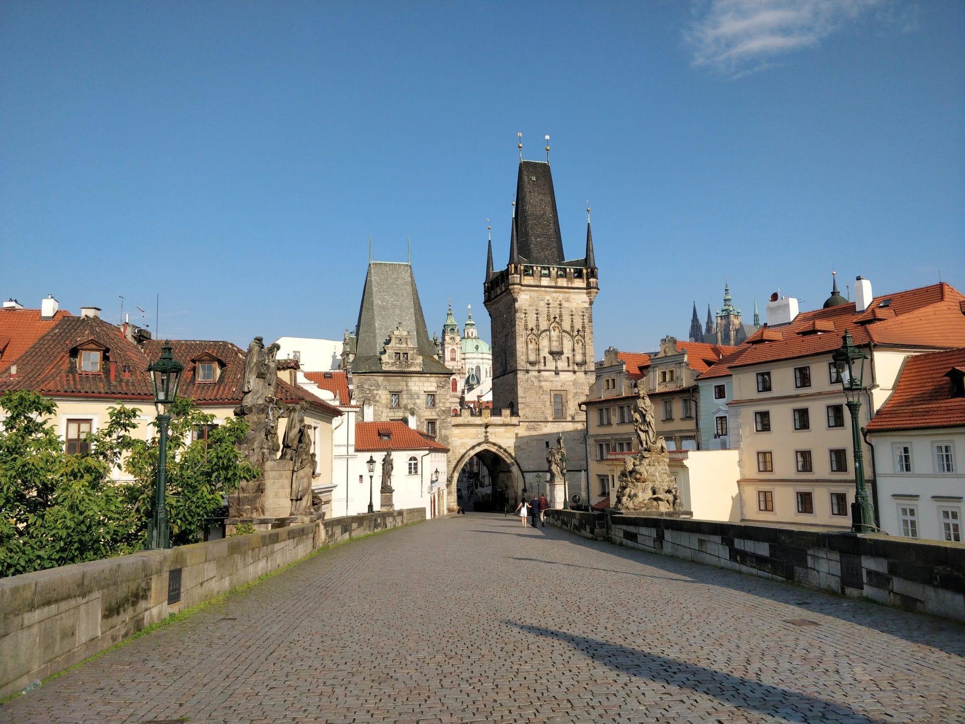 Karlsbrücke Prag 16