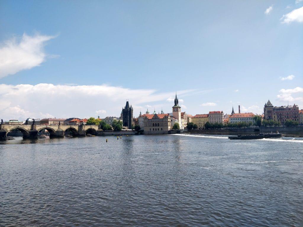 Moldau Prag 7