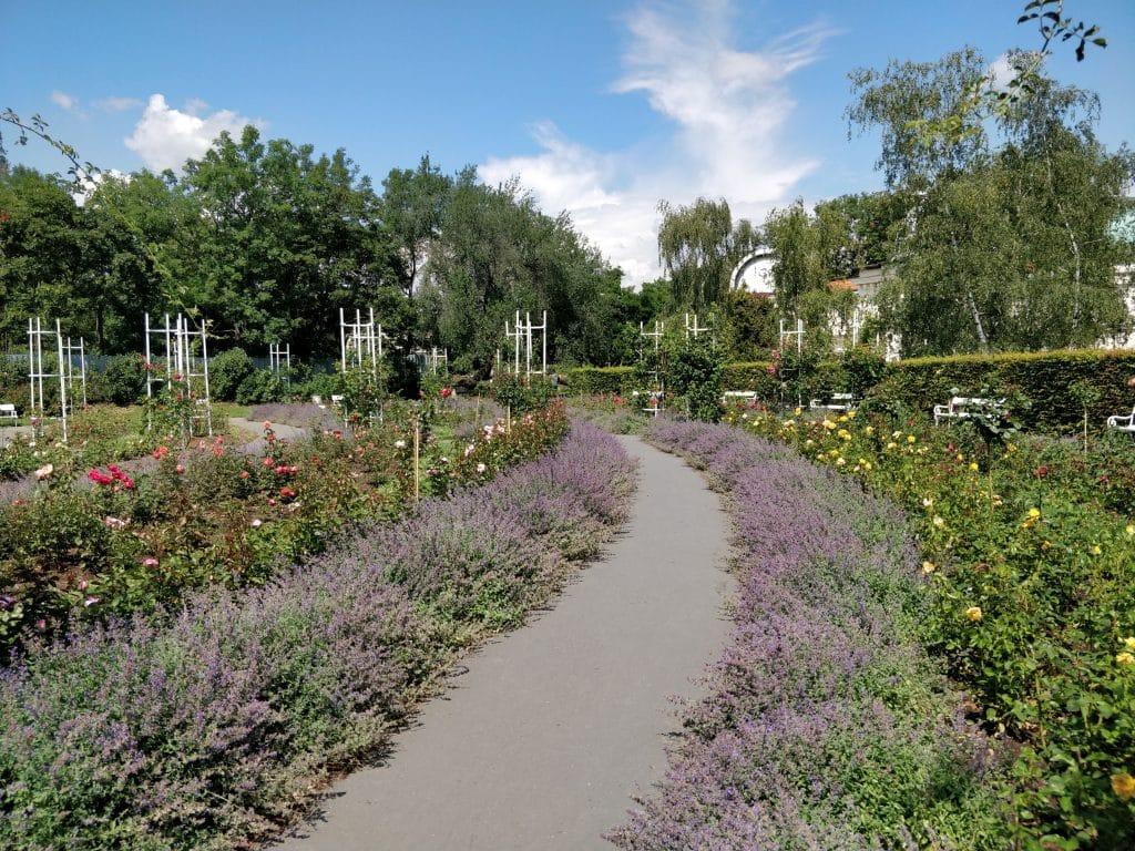 Petrin Garten