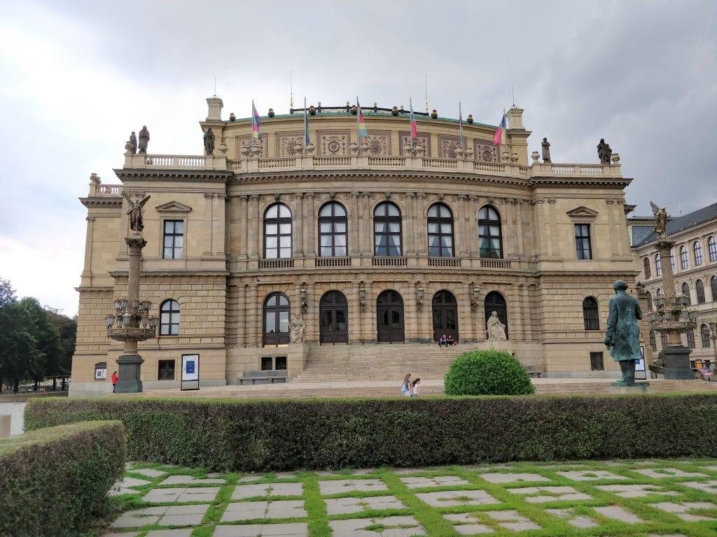 Philharmonie Prag