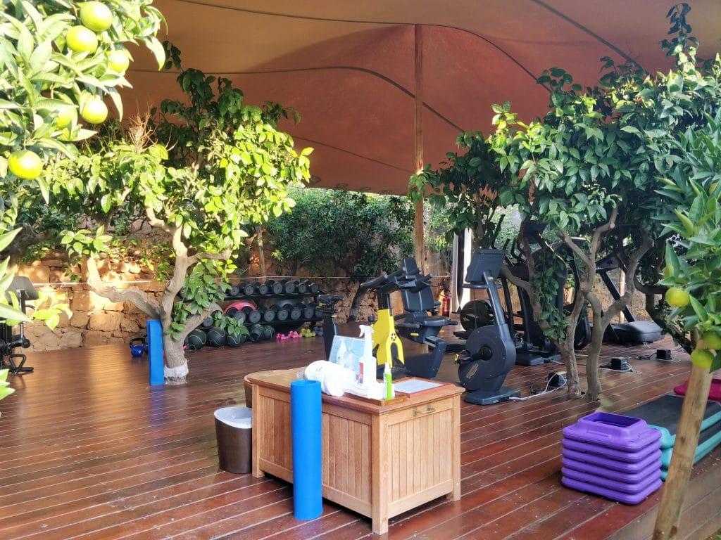 Rocco Forte Masseria Torre Maiza Fitness