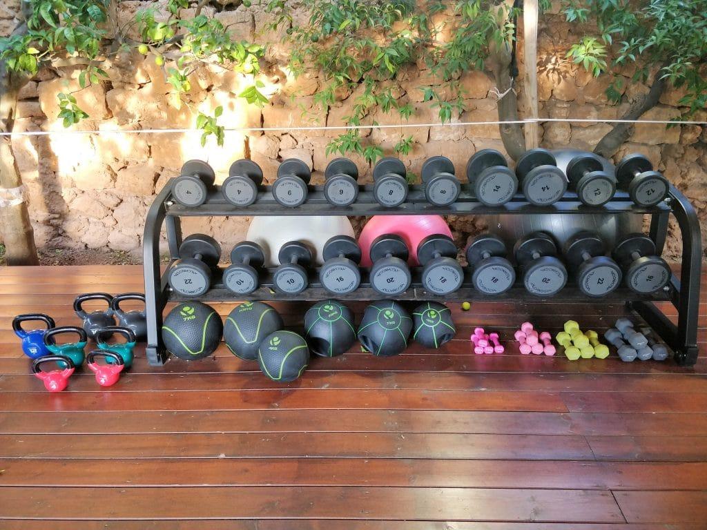 Rocco Forte Masseria Torre Maiza Fitness 2