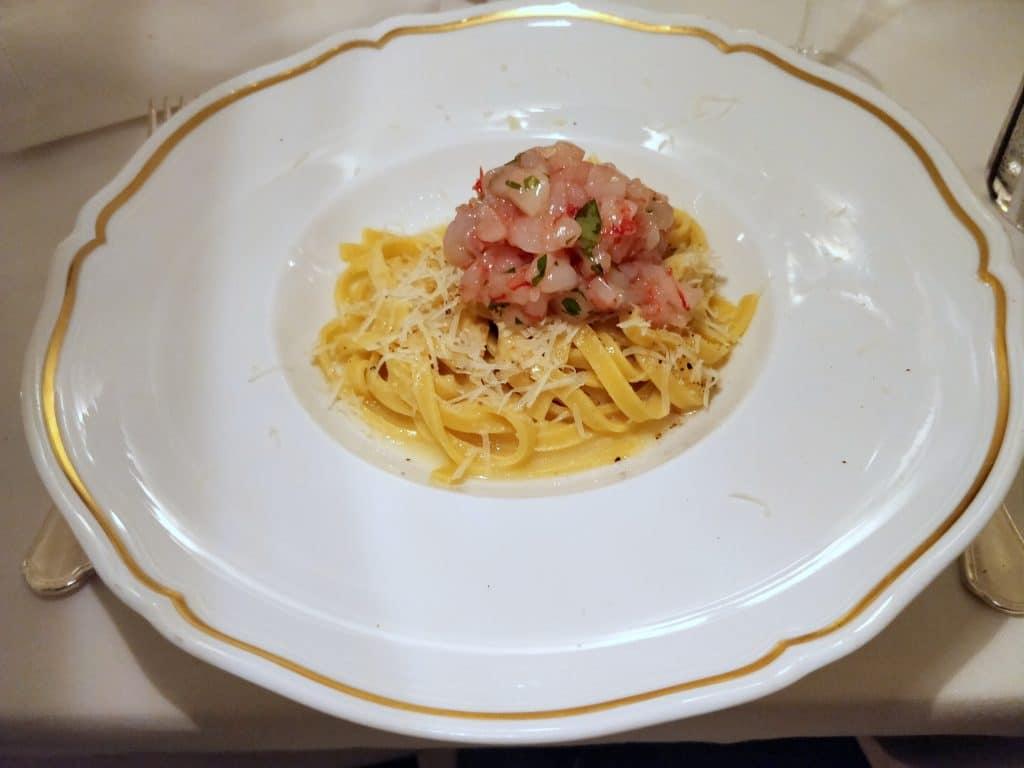 Rocco Forte Masseria Torre Maizza Abendessen 2