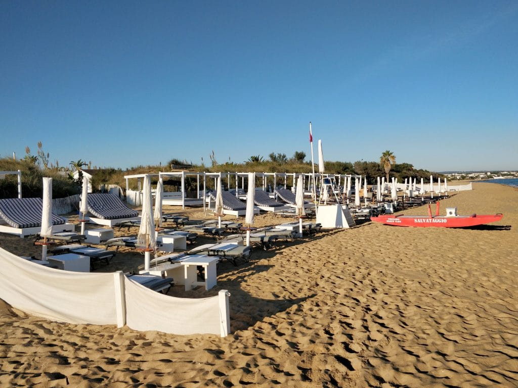 Rocco Forte Masseria Torre Maizza Beach Club 2