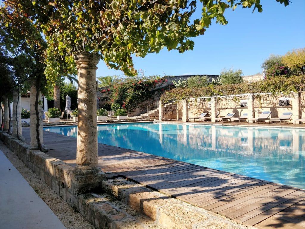 Rocco Forte Masseria Torre Maizza Pool