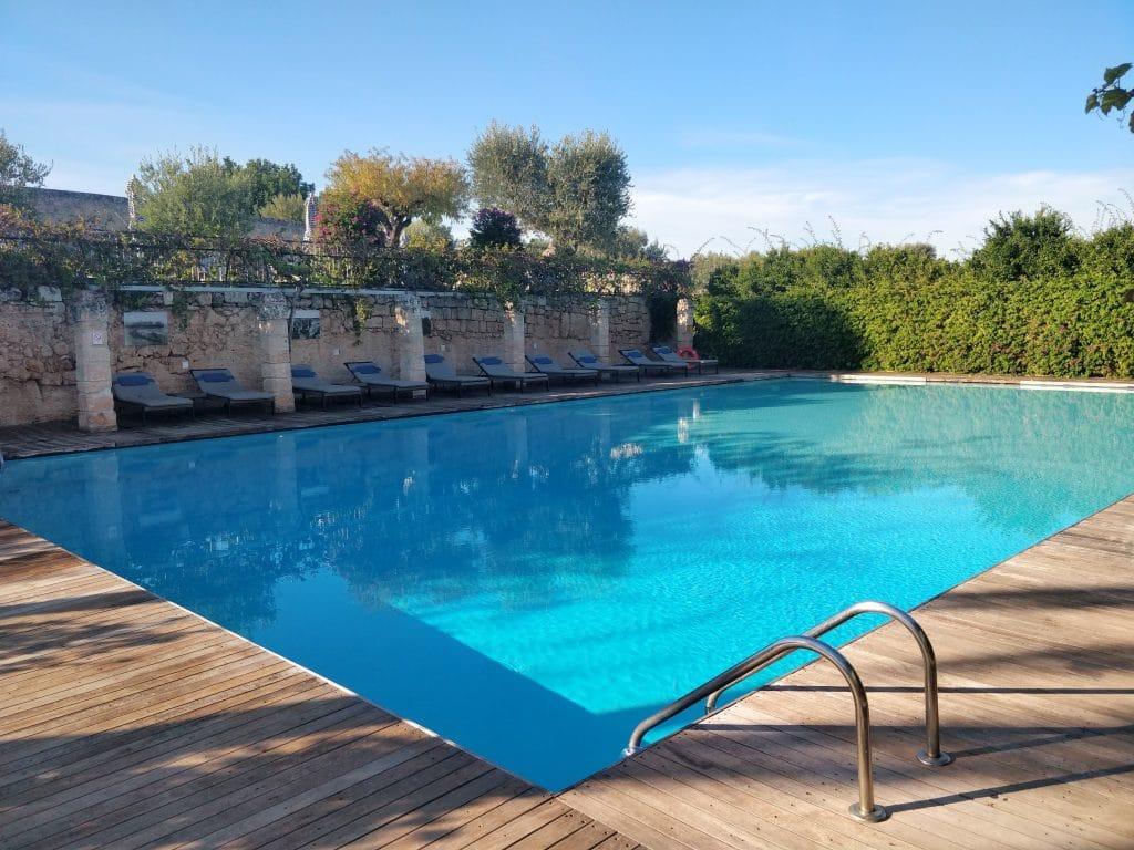 Rocco Forte Masseria Torre Maizza Pool 7